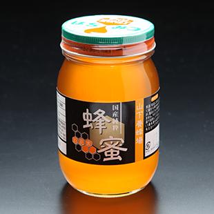 天然100%蜂蜜のイメージ